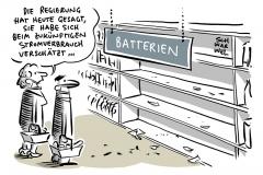 Regierung hat sich verschätzt: Strombedarf in Deutschland höher als gedacht