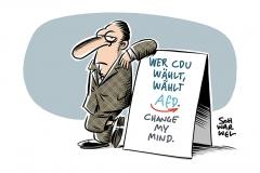 CDU-Kungelei mit AfD setzt sich fort: Ba-Wü-Landtag wählt AfD-Kandidaten ins Verfassungsgericht