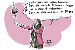 """""""Holt euch eure Freiheit zurück"""": Nena fordert Missachtung des Hygienekonzepts – Konzert abgebrochen"""