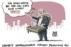 Bundestagswahl 2021: Unions-Abgeordnete fordern Laschets Rücktritt