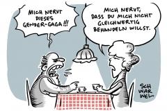 Junge Union mit Holocaust-Relativierung: Genderstern als Judenstern