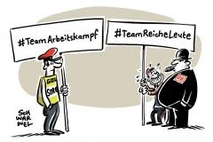 Eilantrag gegen GDL: Deutsche Bahn will Streik vor Gericht beenden
