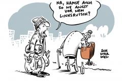 """Söder warnt vor Linksrutsch: """"Ich will, dass Armin Laschet Kanzler wird und nicht Olaf Scholz oder Annalena Baerbock."""""""