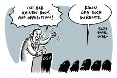 """Söder vor der Bundestagswahl: """"Ich habe keinen Bock auf Opposition"""""""