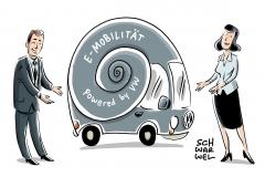 karikatur-schwarwel-vw-volkswagen-elektroauto-dieselgate