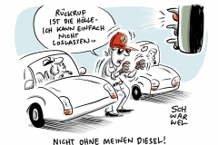 Abgasskandal: Kraftfahrt-Bundesamt ruft 60.000 Porsche zurück