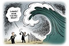 karikatur-schwarwel-flutwelle-fluechtlinge-fluechtlingskrise