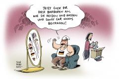 karikatur-schwarwel-deutsch-national-hetze-wurbürger