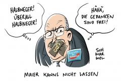 "AfD-Mann nannte Noah Becker ""Halbneger"": Gerichtliche Verfügung gegen Maier erlassen"