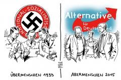 karikatur-schwarwel-hitler-frauke-petry-nazi-hoecke