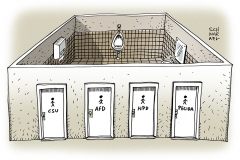 karikatur-schwarwel-toilette-klo-afd-csu-ndp-pegida-fluechtlinge