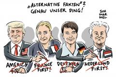 karikatur-schwarwel-altrenative-fakten-fruake-petry-afd-le-pen-front-national-wilders-rechtspopulismus