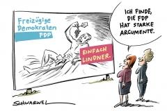 FDP-Chef Lindner: Politik als Rauschmittel