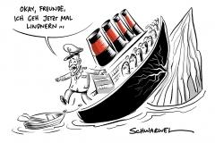 Neue Wortschöpfung nach Jamaika-Abbruch der FDP: lindnern