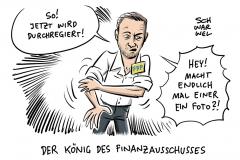 FDP besetzt drei Bundestagsausschüsse: Finanzen, Digitale Agenda und Menschenrechte