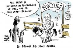 """Armutsdebatte: DGB attestiert Jens Spahn """"große Ahnungslosigkeit"""""""