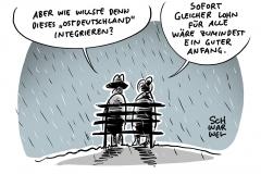 Europawahl: AfD im Osten auf dem Weg zur Volkspartei