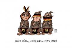 schwarwel-karikatur-pegida-die-drei-affen