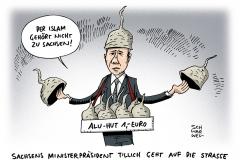 schwarwel-karikatur-tillich-sachsen-ministerpräsident-islam-aluhut