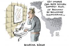 schwarwel-karikatur-gida-pegida-besorgte-buerge-islamisierung-radikalisierung-nazi