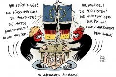 karikatur-schwarwel-flüchtlinge-flüchtlingspolitk-lügenpresse-merkel-pegida-putin-nichtwähler