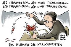 karikatur-schwarwel-afd-hoecke-hetz-rede-nazi-nationalsozialismus-mahnmal-denkmal