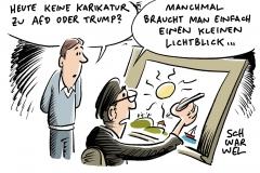 karikatur-schwarwel-karikaturist-populismus-trump-le-pen-wilders-afd-politik