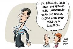 AfD-Chefin unter Meineid-Verdacht: Petrys Immunität soll aufgehoben werden