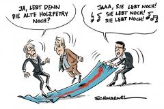 Streit um Parteiausrichtung: Frauke Petry kündigt AfD-Austritt an