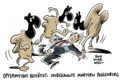 """AfD-Rede von Poggenburg mit """"Kümmelhändler"""" und """"Kameltreiber"""": Steinmeier kritisiert """"Hass als Strategie"""""""