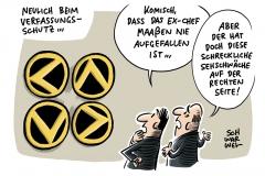 """Verfassungsschutz legt sich fest: """"Identitäre"""" als klar rechtsextremistisch eingestuft"""