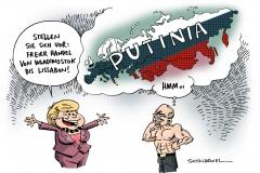schwarwel-karikatur-putin-merkel-russen-handel