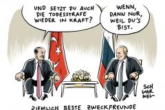 karikatur-schwarwel-todesstrafe-erdogan-tuerkei-putin-russland