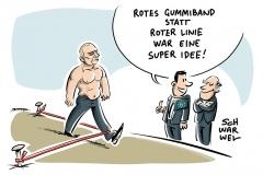 karikatur-schwarwel-putin-merkel-syrien-krieg-uraine-krise-gipfel
