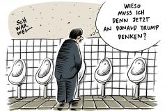 karikatur-schwarwel-donald-trump-pinkel-sexspiele-urin-sexspiele-prostituierte-moskau