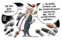 """""""Ich bin kein Rassist!"""": US-Präsident Trump setzt sich nach """"shithole countries""""-Äußerung zur Wehr"""
