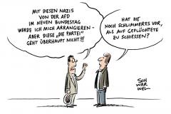 """Die Partei """"Die Partei"""": Bitterböse Satire im Wahlkampf"""