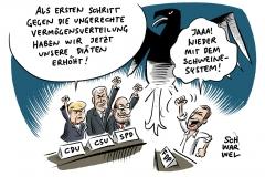 Umstrittener Automatismus nach Antrag durch CDU, CSU, SPD und FDP: Bundestag beschließt höhere Diäten