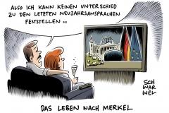 Neujahrsansprache zur Götterdämmerung: FDP fordert Jens Spahn statt Angela Merkel