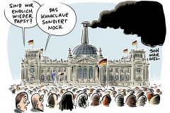 """Regierungsbildung: Groko-Sondierungen laufen """"ernsthaft und konstruktiv"""""""