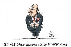 GroKo-Kabinett: Martin Schulz will doch Minister werden