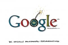 schwarwel-karikatur-google-suchmaschine-internet-gigant
