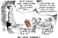 schwarwel-karikatur-google-alphabet-internet