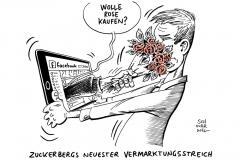 schwarwel-karikatur-facebook-zuckerberg-vermarktung-internet-web