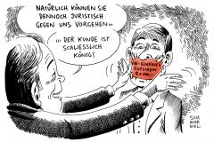 karikatur-schwarel-vw-volkswagen-dieselgate-gutschein