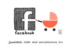 karikatur-schwarwel-facebook-zuckerberg-statusmeldung