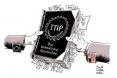 karikatur-schwarwel- ttip-freihandelsabkommen-eu-europäische-union
