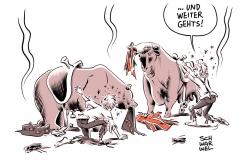 karikatur-schwarwel-dax-brexit-aktie-aktienmarkt-eu