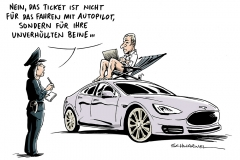 schwarwel-karikatur-stromauto-elektroauto-tesla