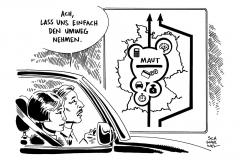 schwarwel-karikatur-maut-mautweg-auto